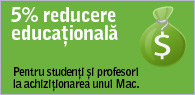 5% reducere educationala